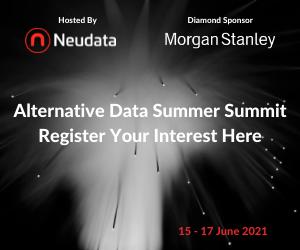 Neudata Summer Online Summit