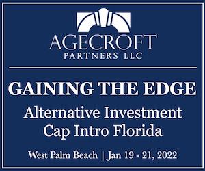 Gaining the Edge - Alternative Investment Cap Intro Florida 2022