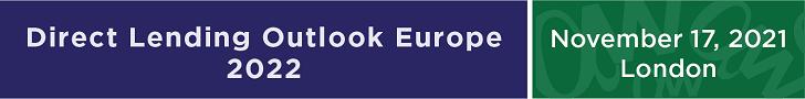 Direct Lending Outlook Europe 2022