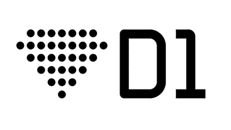 D1 Mint Logo