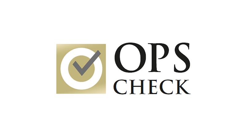 OpsCheck